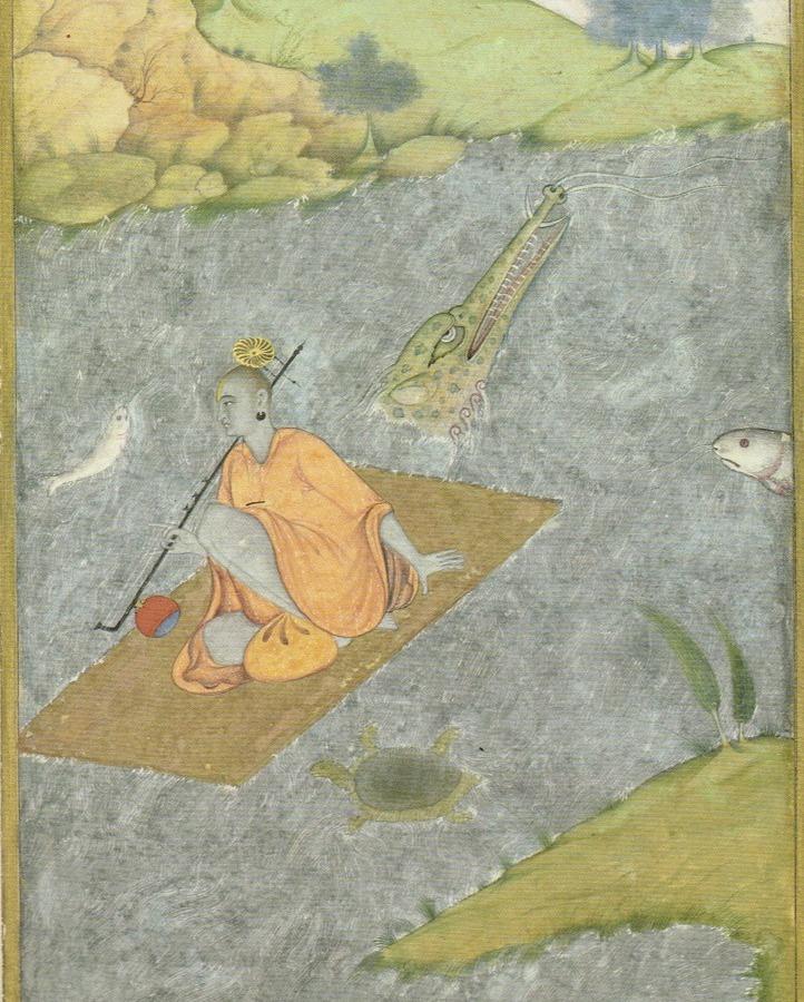 matsyendrasana